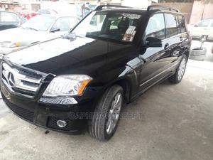 Mercedes-Benz GLK-Class 2011 350 Black | Cars for sale in Lagos State, Shomolu