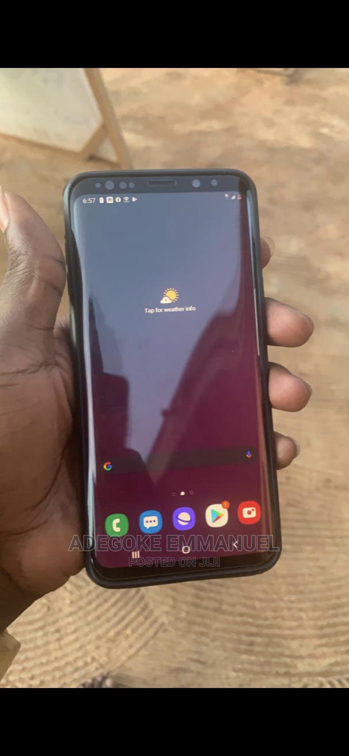 Archive: Samsung Galaxy S9 Plus 256 GB Pink