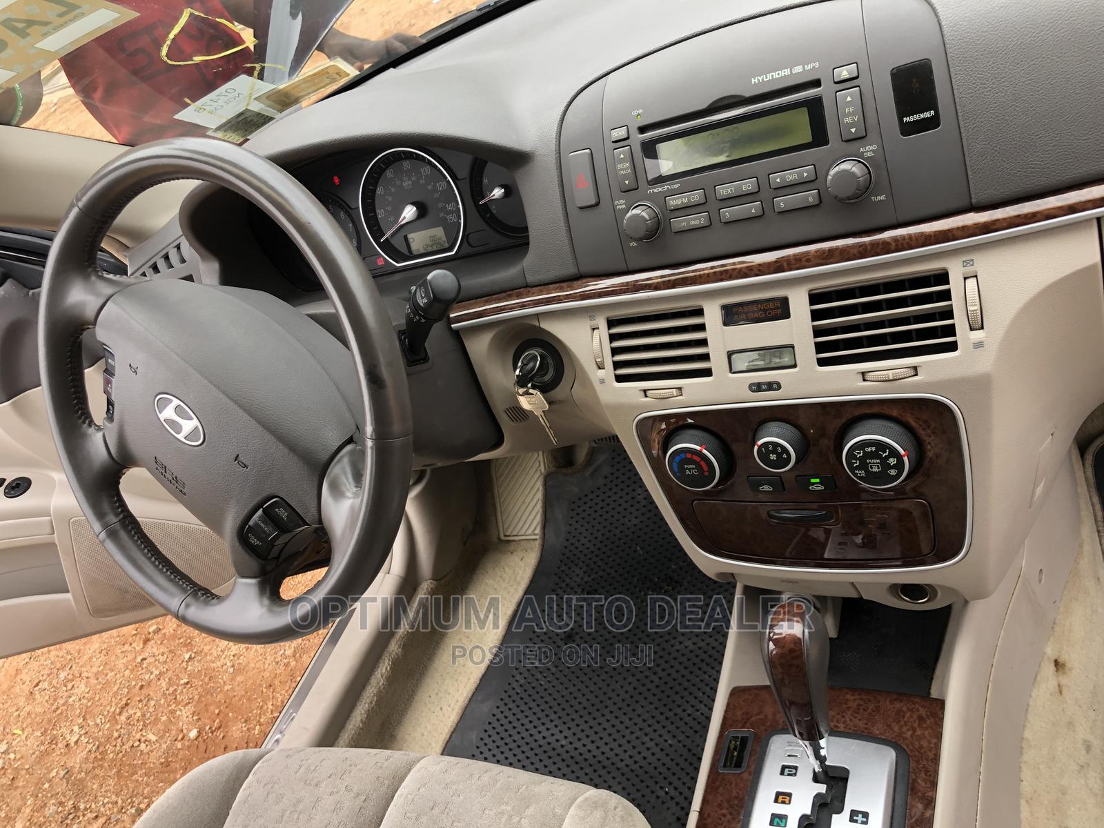 Hyundai Sonata 2006 2.4 Black | Cars for sale in Ife, Osun State, Nigeria