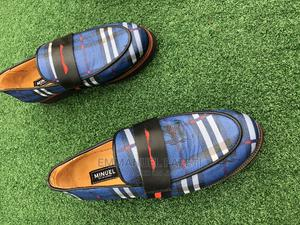 Blue Burberry Penny Loafers | Shoes for sale in Lagos State, Mushin