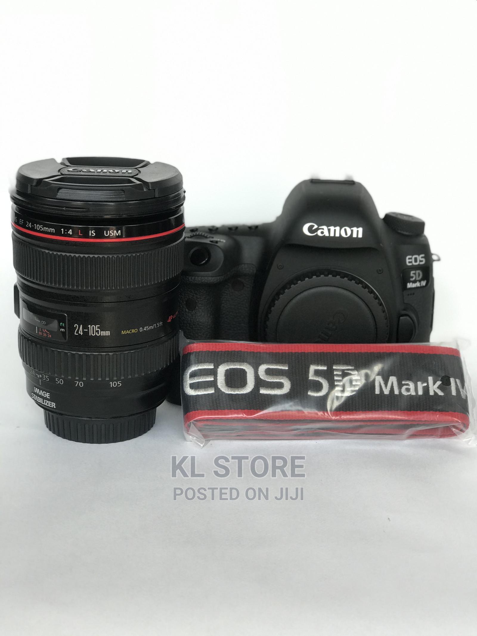 Archive: Canon Mark Iv