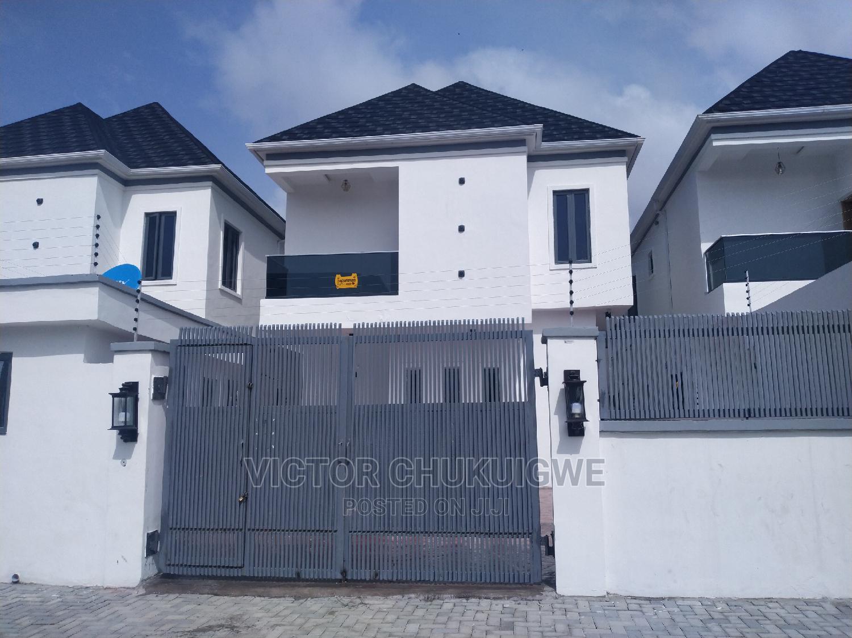Brand New 5 Bedrooms Detached Duplex With BQ