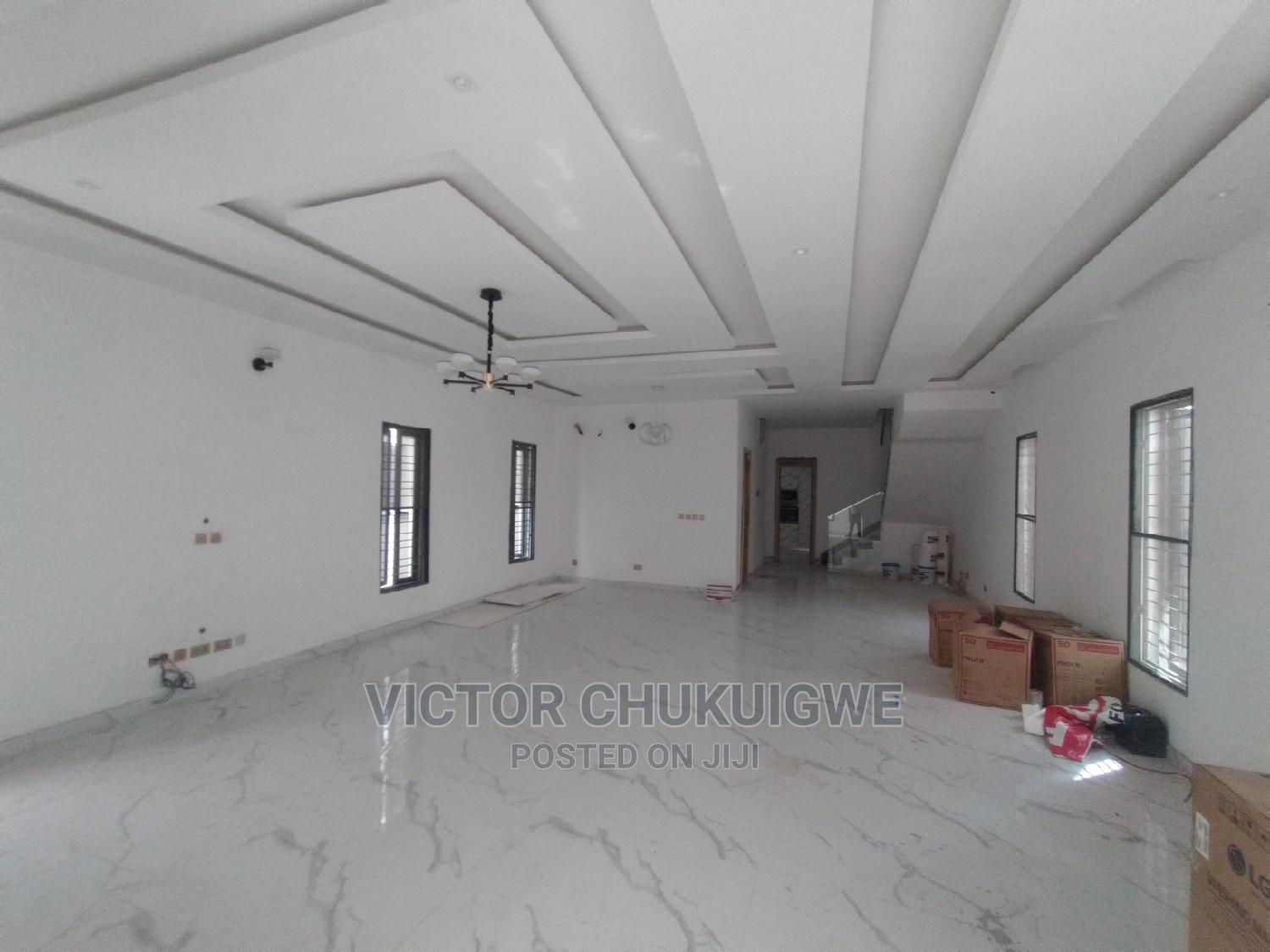 Brand New 5 Bedrooms Detached Duplex With BQ   Houses & Apartments For Sale for sale in Lekki Phase 1, Lekki, Nigeria
