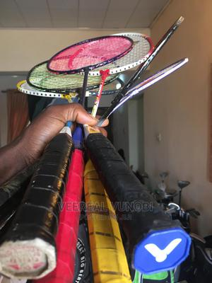 Foreign Used Badminton Rackets   Sports Equipment for sale in Abuja (FCT) State, Lugbe District