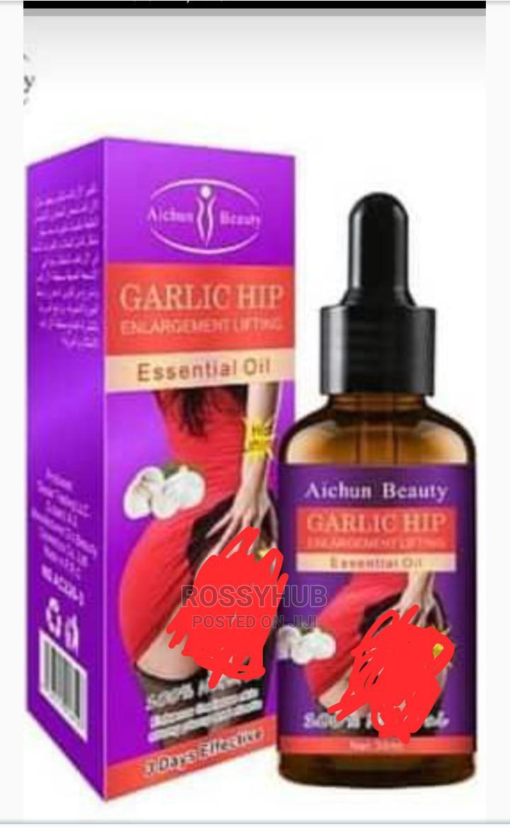 Butt Enlargement Oil Garlic Hip   Sexual Wellness for sale in Ikeja, Lagos State, Nigeria