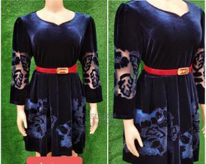 Velvet Dresses | Clothing for sale in Lagos State, Abule Egba