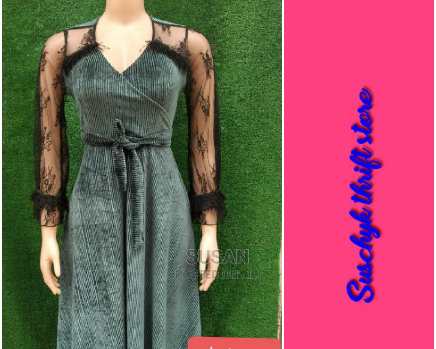 Velvet Dresses | Clothing for sale in Abule Egba, Lagos State, Nigeria