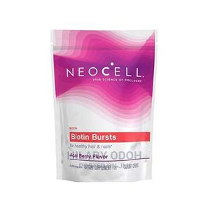 Neocell Biotin Bursts, Supports Healthy Hair Nails 30 Soft   Vitamins & Supplements for sale in Lagos State, Ojo