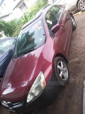 Honda Accord 2003 Red | Cars for sale in Lagos State, Surulere