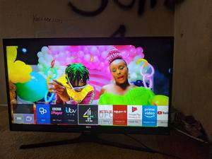 "Samsung 32"" Smart Tv | TV & DVD Equipment for sale in Lagos State, Ojo"
