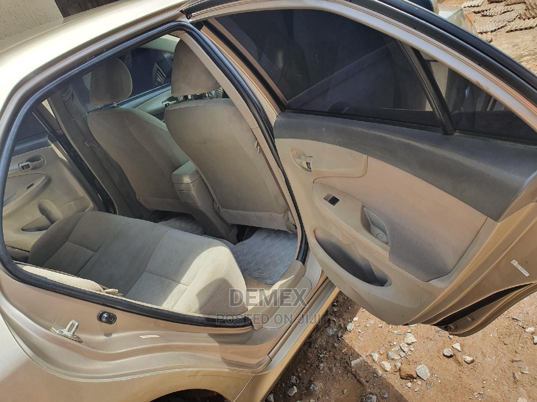 Archive: Toyota Corolla 2009 1.8 Advanced Gold