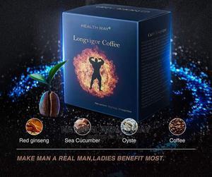 LONGVIGOR COFFEE(Men's Refill Patrol,Men' Natural Assurance | Sexual Wellness for sale in Lagos State, Amuwo-Odofin