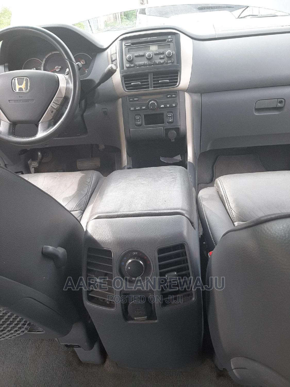 Honda Pilot 2007 EX-L 4x4 (3.5L 6cyl 5A) Gray | Cars for sale in Magodo, Lagos State, Nigeria