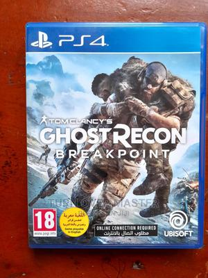 Ghost Recon Breakpoint FOR PS4 | Video Games for sale in Lagos State, Ikeja