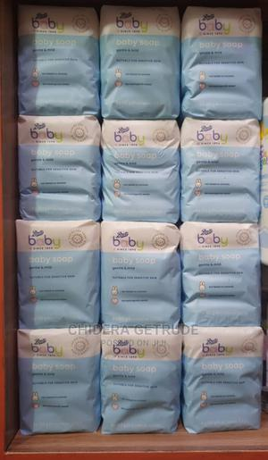4pcs BOOTS Baby Soap | Baby & Child Care for sale in Lagos State, Lekki