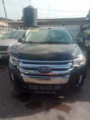 Ford Edge 2014 Black | Cars for sale in Lagos State, Ifako-Ijaiye