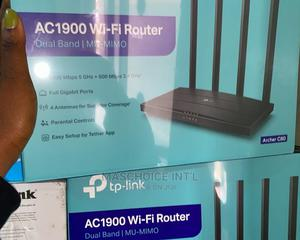 Tp-Link Archerc80 AC1900 Router | Networking Products for sale in Lagos State, Ikeja