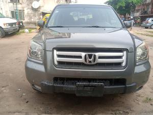 Honda Pilot 2008 EX 4x2 (3.5L 6cyl 5A) Gray   Cars for sale in Lagos State, Badagry