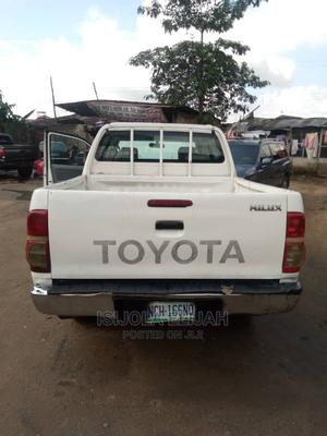 Toyota Hilux 2010 2.0 VVT-i White | Cars for sale in Rivers State, Port-Harcourt