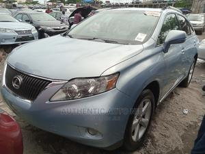 Lexus RX 2011 Blue   Cars for sale in Lagos State, Apapa