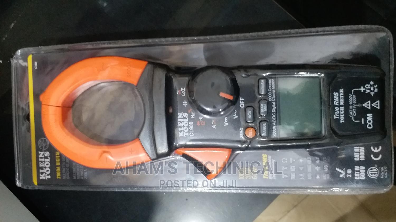 Clamp Meter Klein Tools CL900