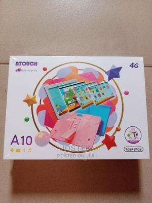 New Atouch A10 64 GB Black | Tablets for sale in Oyo State, Lagelu
