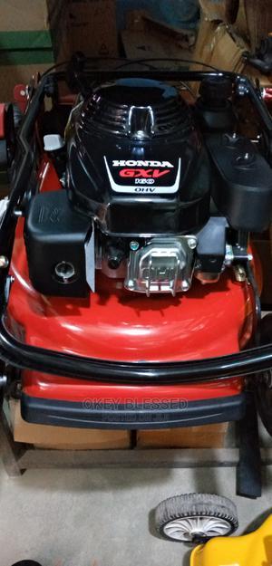 Original 6hp Honda Lawn Mower | Garden for sale in Lagos State, Ojo