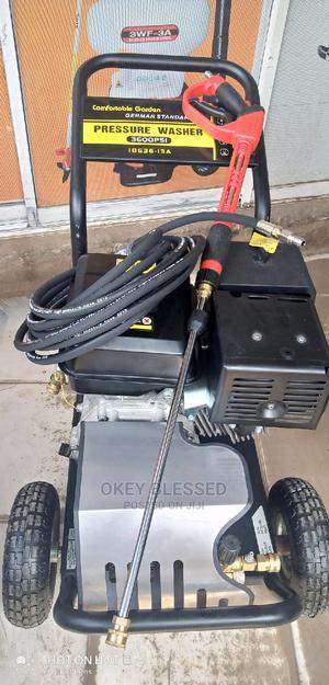 German Standard 13hp Comfortable Garden Pressure Washer | Garden for sale in Lagos State, Ojo
