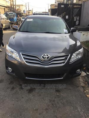 Toyota Camry 2007 Gray | Cars for sale in Lagos State, Shomolu