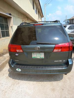 Toyota Sienna 2005 CE Green | Cars for sale in Lagos State, Isolo