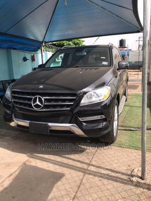 Mercedes-Benz M Class 2012 ML 350 4Matic Black | Cars for sale in Lagos State, Ikeja