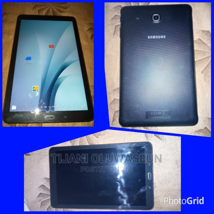 Archive: Samsung Galaxy Tab E 9.6 8 GB Black