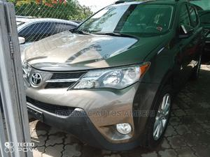 Toyota RAV4 2013 Brown | Cars for sale in Lagos State, Amuwo-Odofin