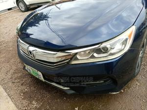Honda Accord 2016 Blue   Cars for sale in Abuja (FCT) State, Central Business District