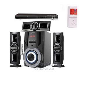 Djack Quality X-Bass 3.1CH Bluetooth Sound System + DVD PLAY | Audio & Music Equipment for sale in Delta State, Ethiope East