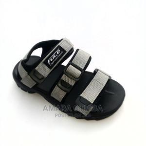 Boys/Girls Grey Sandal | Children's Shoes for sale in Lagos State, Ojo