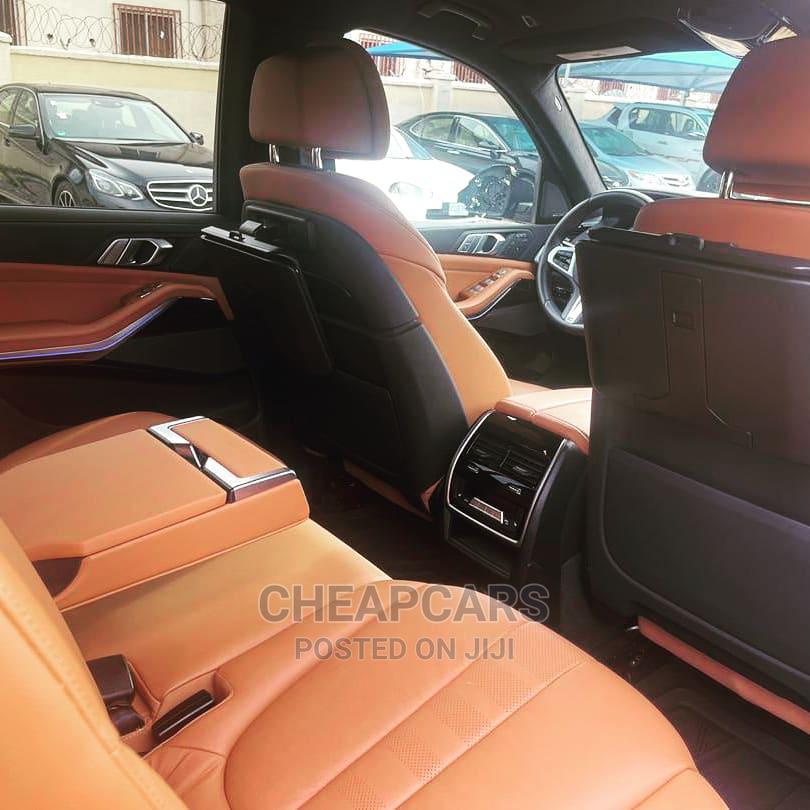 BMW X7 2019 xDrive50i Black | Cars for sale in Katampe, Abuja (FCT) State, Nigeria