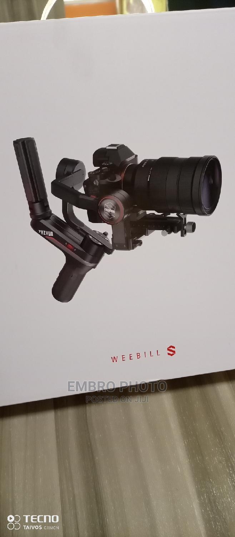 Weebill S For Video Camera
