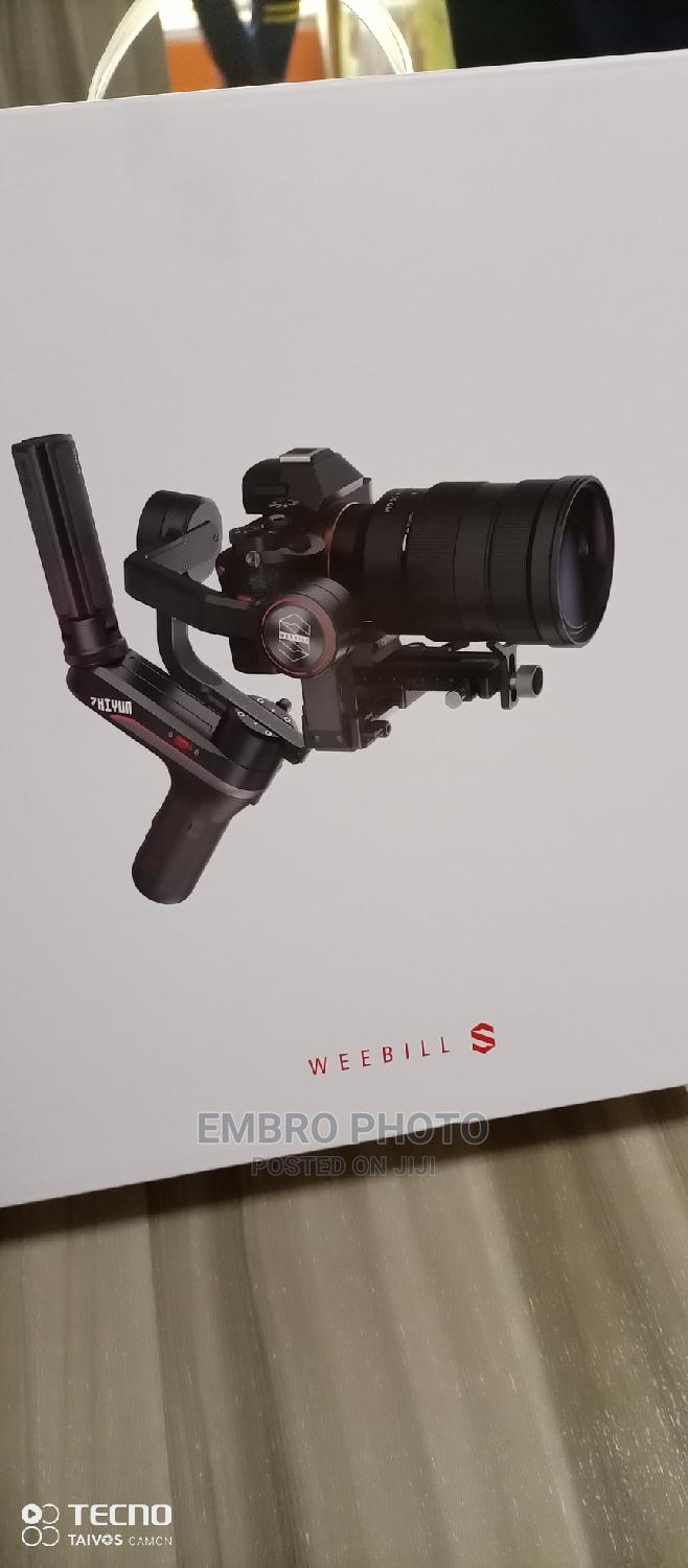 Weebill S For Video Camera | Accessories & Supplies for Electronics for sale in Lagos Island (Eko), Lagos State, Nigeria