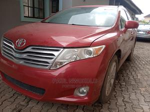 Toyota Venza 2011 AWD Red | Cars for sale in Lagos State, Isolo