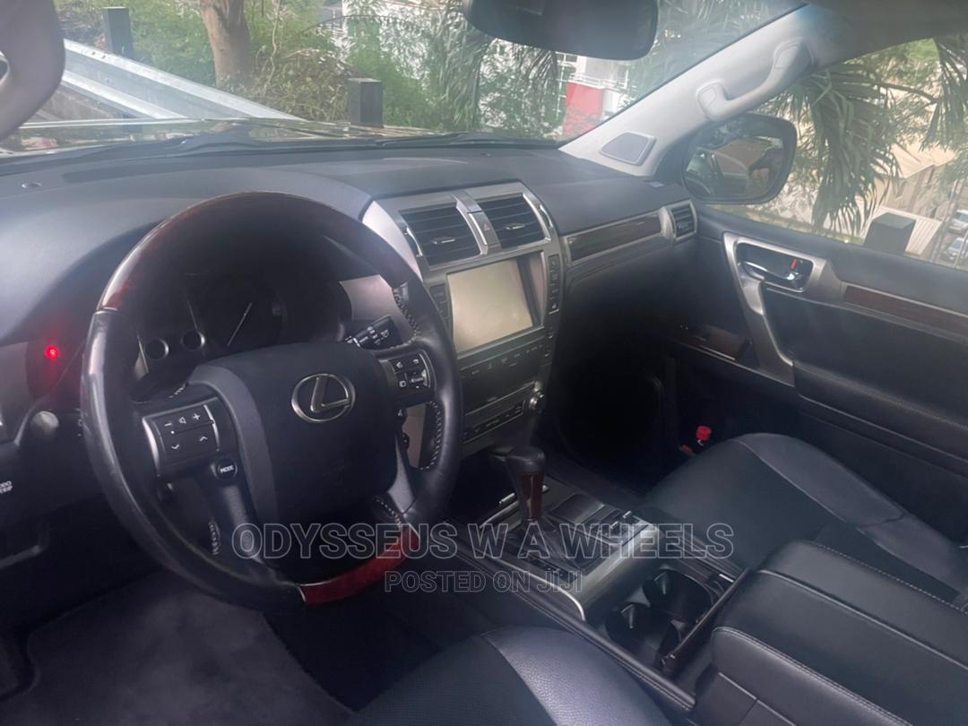 Lexus GX 2016 Black   Cars for sale in Ojodu, Lagos State, Nigeria