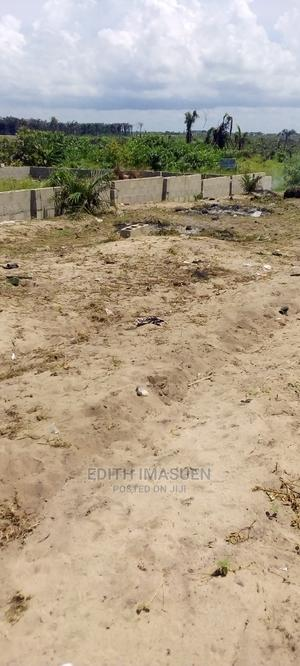 100% Dry Land That Shares Boundary With Amen Estate Phase 2 | Land & Plots For Sale for sale in Ibeju, Eleko
