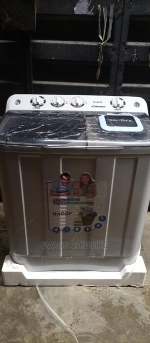 Brand New Radof Washing Machine 10kg   Home Appliances for sale in Lagos State, Ojo