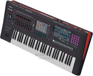 Roland FANTOM6 Music Workstation 61-Key Synthesizer | Musical Instruments & Gear for sale in Lagos State, Ojo