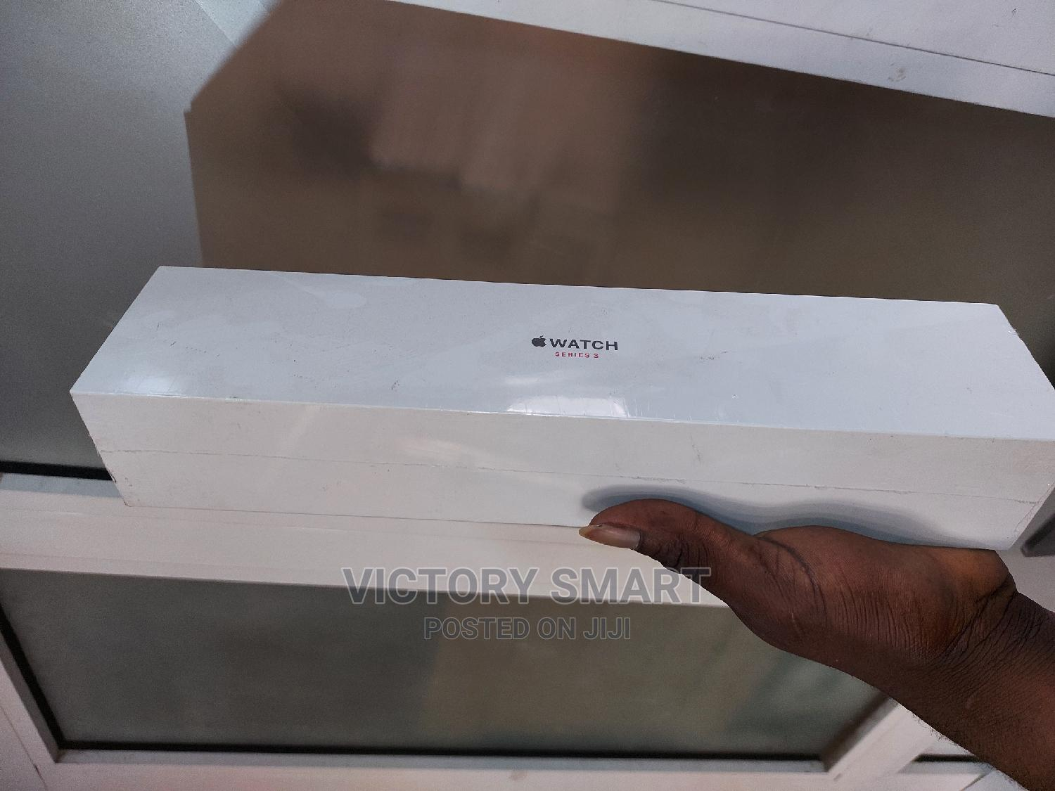 Apple Iwatch Series 3 42mm | Smart Watches & Trackers for sale in Apapa, Lagos State, Nigeria