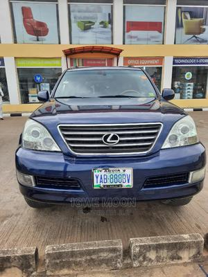 Lexus GX 2007 470 Blue | Cars for sale in Abuja (FCT) State, Central Business Dis