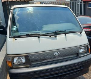 Toyota Hiace 1996 White | Buses & Microbuses for sale in Lagos State, Alimosho