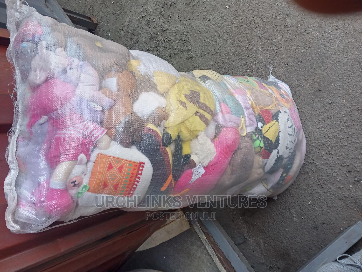 Archive: Big Bag of Soft Toy and Teddy