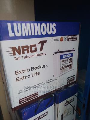 220ah Luminous Tubular 12volts | Solar Energy for sale in Lagos State, Ojo