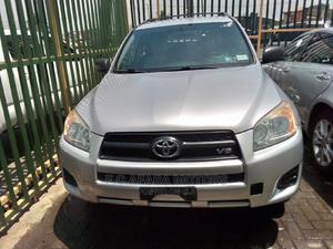 Toyota RAV4 2010 3.5 4x4 Silver | Cars for sale in Lagos State, Ojodu